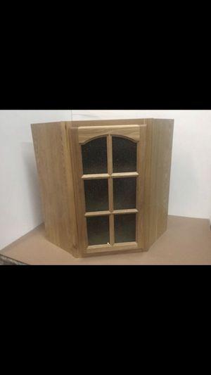 Corner Kitchen Cabinet New Country Oak Kitchen Cabinets SALE for Sale for sale  Brooklyn, NY