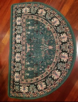 Green Area Rug Entry Kitchen Rug for Sale in Hillsborough, NC
