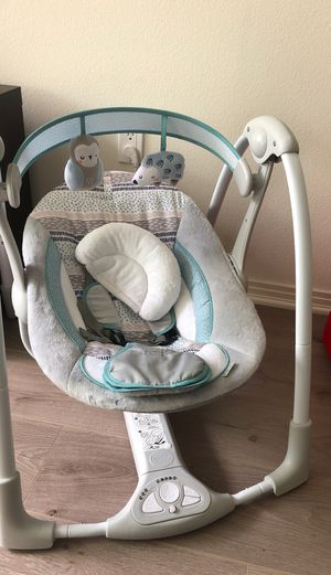 Ingenuity baby swing. Battery and wall plug NEW WITHOUT BOX for Sale in Los Angeles, CA
