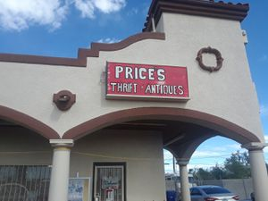 prices thrift and antiques 4949 s 12th ave tucson az 85706 for Sale in Tucson, AZ