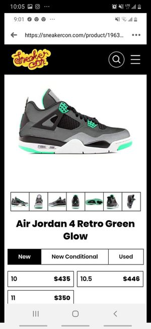 Jordan retro 4 for Sale in San Antonio, TX