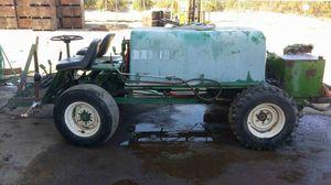 Randell Sprayer and Forklift for Sale in Fresno, CA