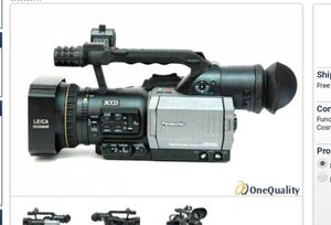 Panasonic AG-DVX100a 3CCD Professional Camcorder for Sale, used for sale  Denver, CO