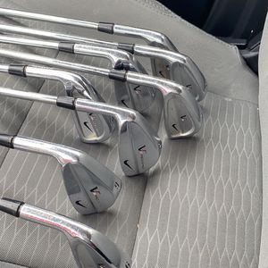 Left Handed Golf Club iron set. Nike Vr Pro Combo S300 Stiff Shafts (3-PW) for Sale in Tacoma, WA
