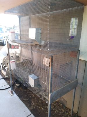 Rabbit Cage or Bird Cage for Sale in Corona, CA