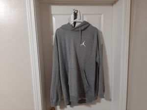 Grey Jordan Hoody 2X for Sale in Mason City, IA