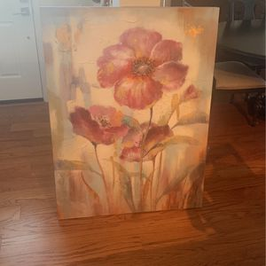 Flower Painting for Sale in Zephyrhills, FL