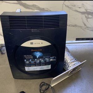 Honeywell 8,000 BTU Portable Air Conditioner AC 115-Volt w/ Dehumidifier Function sqft 250sqft for Sale in Ontario, CA
