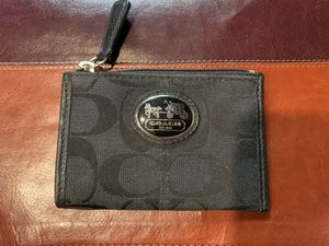 COACH Wallet Coin Purse for Sale in Renton, WA