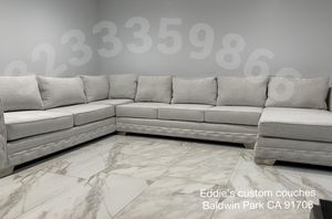 $3399 brand new oversized U shaped sectional couch for Sale in Los Angeles, CA