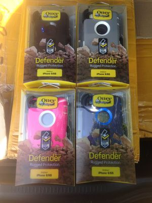 Apple iPhone 6/6s Otterbox Defender for Sale in Rancho Cucamonga, CA