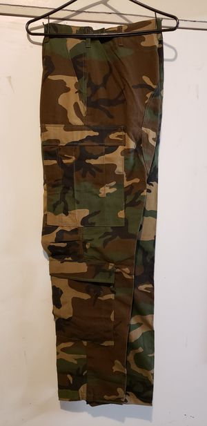 Military Camo Aircrew Combat Trousers Pants Hunting for Sale in Bonney Lake, WA