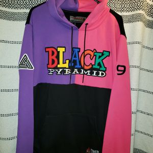 Black Pyramid 90s Kinda Swerve Hoody for Sale in Stafford, VA