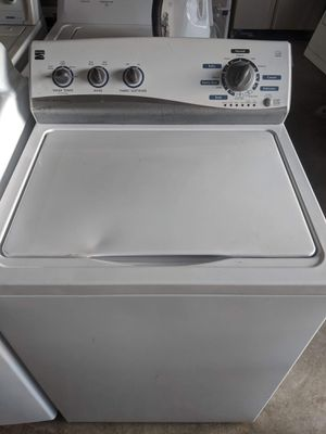 SUPER CAPACITY KENMORE WASHER for Sale in Lake Worth, FL