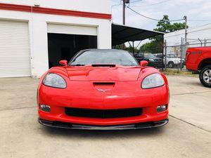 2011 Chevy Corvette ZR1 for Sale in San Antonio, TX