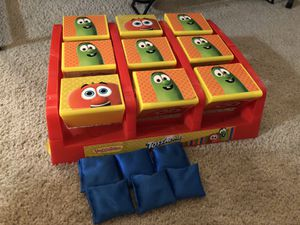 Veggie tales Toss Across for Sale in Lake Forest, CA