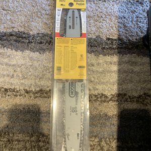 """18"""" Chainsaw Bar And Chain Combo for Sale in Montville, NJ"""