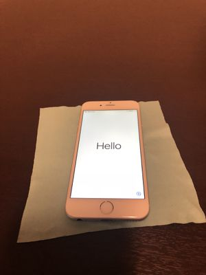 Silver iPhone 6 for Sale in Miami, FL