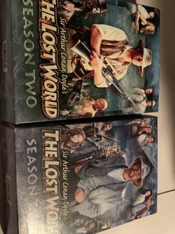 the lost world seasons 1, 2 and 3 for Sale in Irvine,  CA