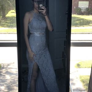 Sliver Dress for Sale in Humble, TX