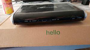 Century link DSL modem for Sale in Buckeye, AZ