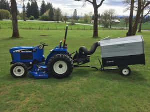 2006 New Holland TC30 4WD Tractor for Sale in North Plains, OR