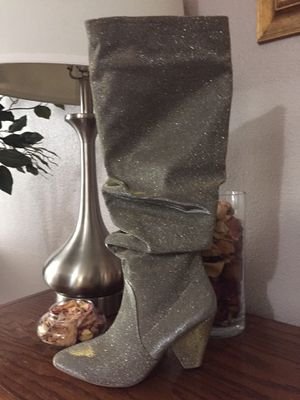Jordanna Heeded Boots for Sale in Austin, TX