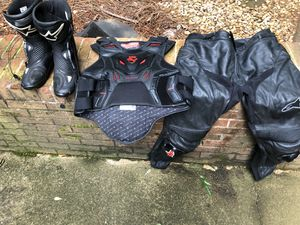 MOTORCYCLE GEAR AND OTHER STUFF for Sale in Lawrenceville, GA