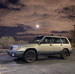 2001 Subaru Forester L Sport Project Car *READ DESCRIPTION* for Sale in Las Vegas,  NV