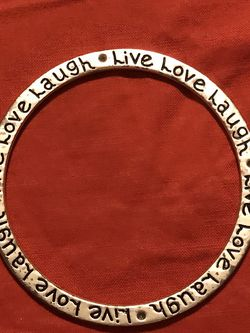 Live Love And Laugh Bracelet for Sale in Mt. Juliet,  TN