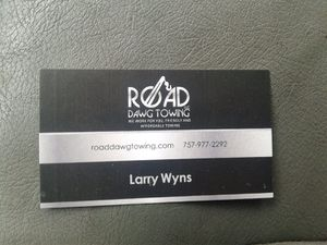 $60 local flatbed towing Roaddawg towing for Sale in Chesapeake, VA