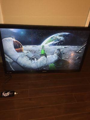 50' inch TV HD Flatscreen for Sale in Las Vegas, NV