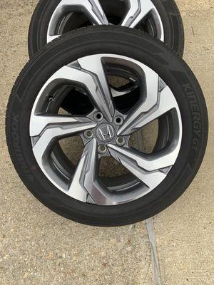Brand New 2020 Honda Accord 17' Rims and Tires for Sale in Smithfield, VA
