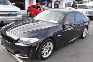 2012 BMW 5 Series for Sale in Kissimmee, FL