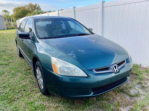2003 LX Honda Accord for Sale in Brandon, FL