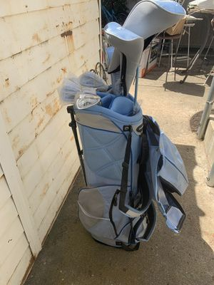 aspire X3 speed Ladies golf clubs and bag for Sale in San Diego, CA