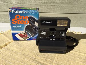 POLAROID INSTANT ONE STEP CAMERA(VINTAGE)! for Sale in Payson, AZ