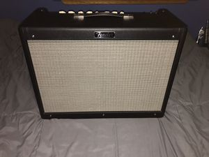 """(Immaculate) Fender Hot Rod Deluxe IV 40-Watt 1x12"""" Guitar Combo Tube Amplifier for Sale in Holmes, PA"""
