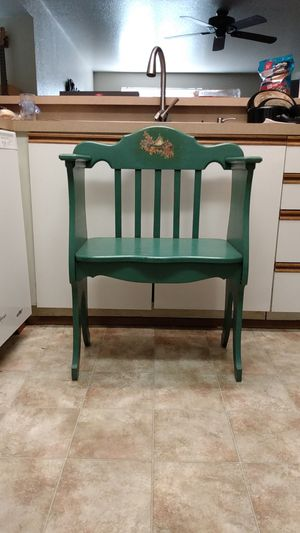 Decorative chair for Sale in Tumwater, WA