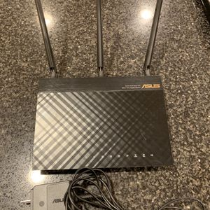 Asus Dual Band WiFi Router for Sale in Maple Valley, WA