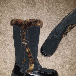 Zip Up Boots Size 7.5 for Sale in Oklahoma City, OK