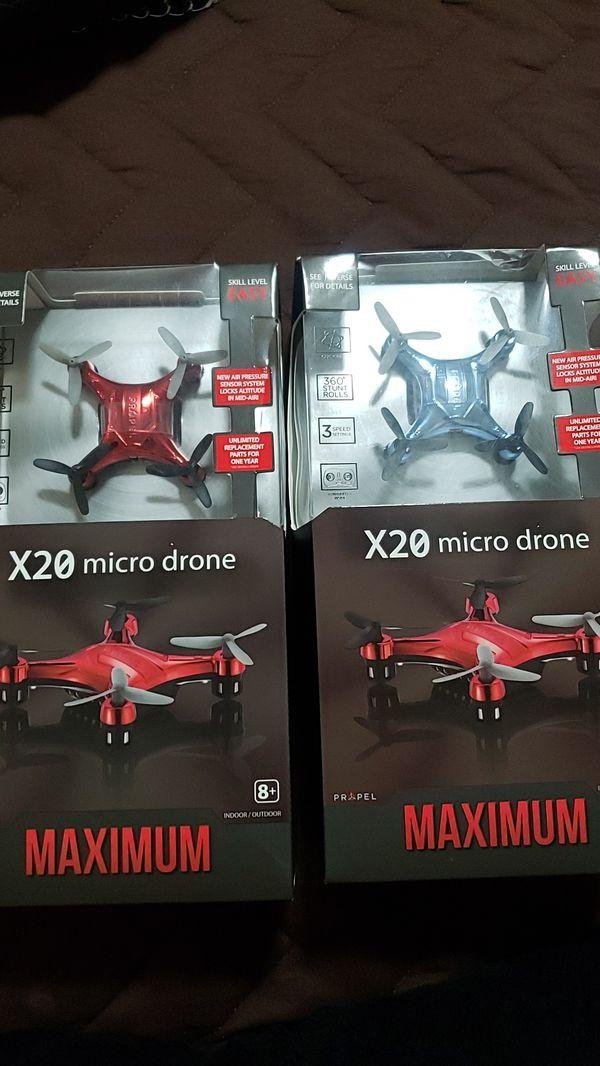 X20 micro drone