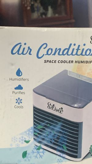 portable air conditioner space cooler 3 in 1 for Sale in Riverside, CA