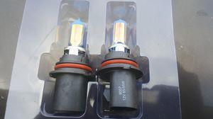 F-250 Headlights 10k blue bulbs for Sale in Seattle, WA