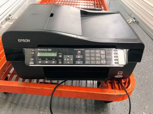 EPSON Color Printer w/ Scanner for Sale in Brookhaven, GA