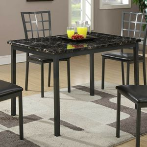Today Only! Table & 4 Chairs $199 @ Erik's Furniture Discount for Sale in Fresno, CA