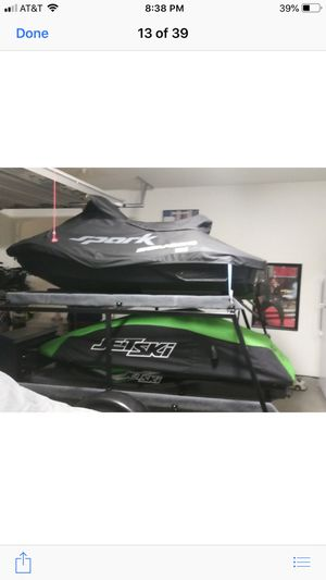 Stand Up Jet Ski cover only for Sale in Antioch, CA