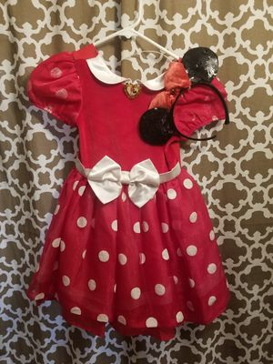 Minnie mouse costume #67 for Sale in Garden Grove, CA