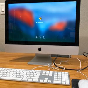 Beautiful 21.5 iMac Desktop Computer i5 28GB 500GB for Sale in Rancho Cucamonga, CA
