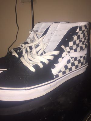 High Top Vans ( Size 11) for Sale in Huntingdon, TN